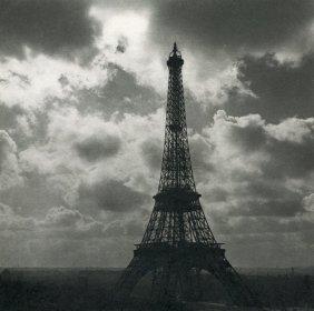 Schall, Roger - Paris, La Tour Eiffel