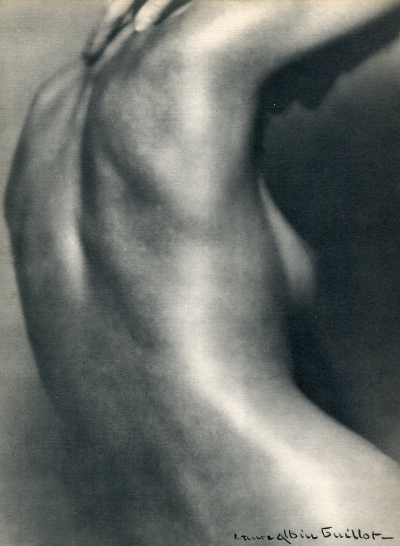 Albin-Guillot, Laure - Female Nude Torso