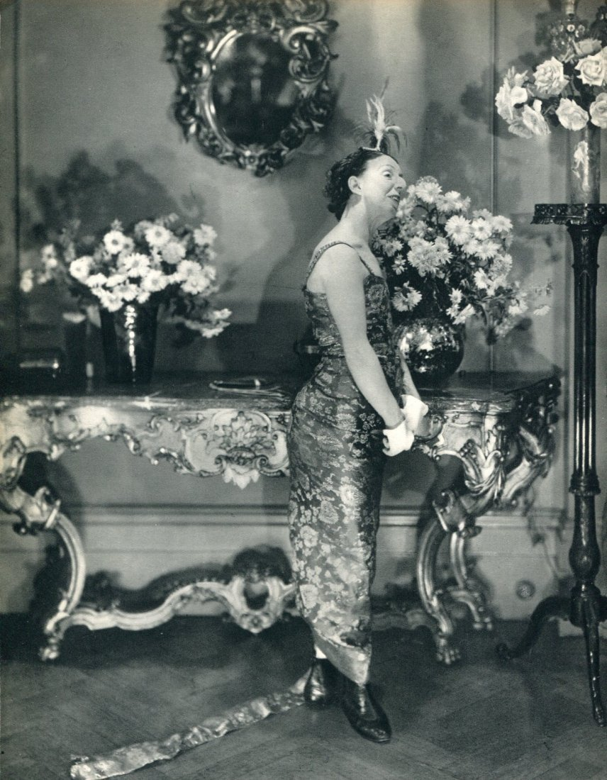 Beaton, Cecil - Nellie Wallace