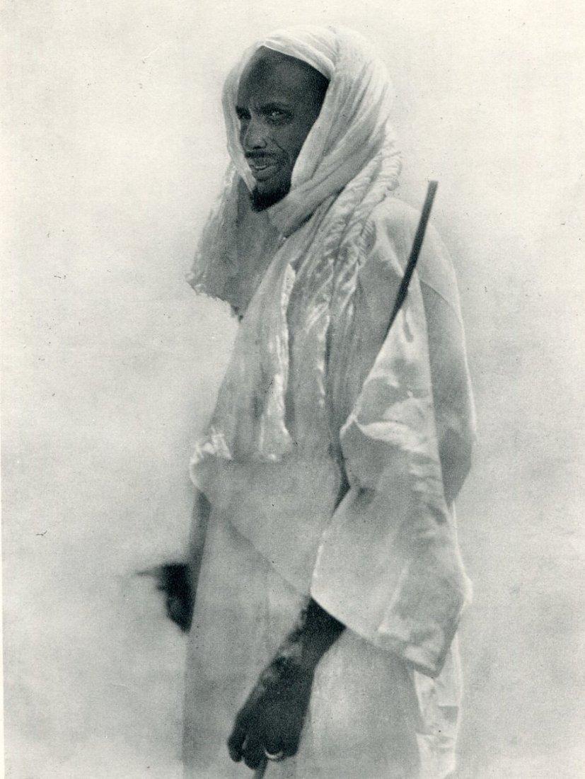 Bernatzik, H.A - Aulad Hamid Arab, Africa