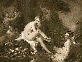 Giraudon - Francois Boucher Painting