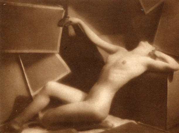 Angelo - Hungarian Woman (nude)