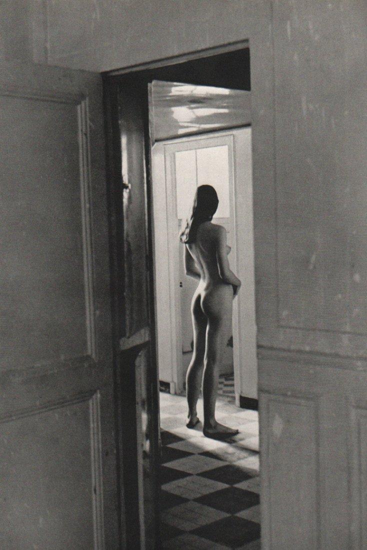 Attali, Marc - Doorway Nude