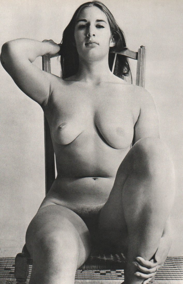 Attali, Marc - Seated Nude