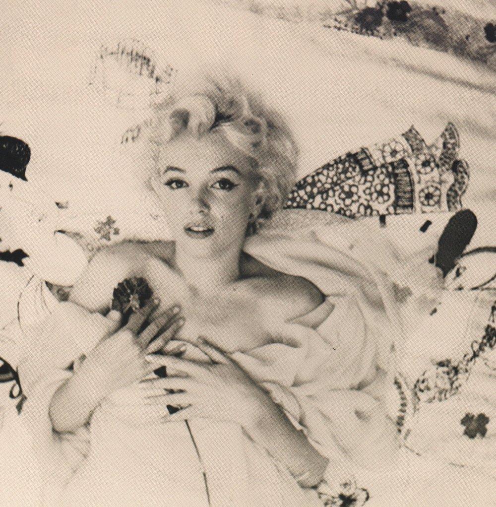 Beaton, Cecil - Marilyn 1956