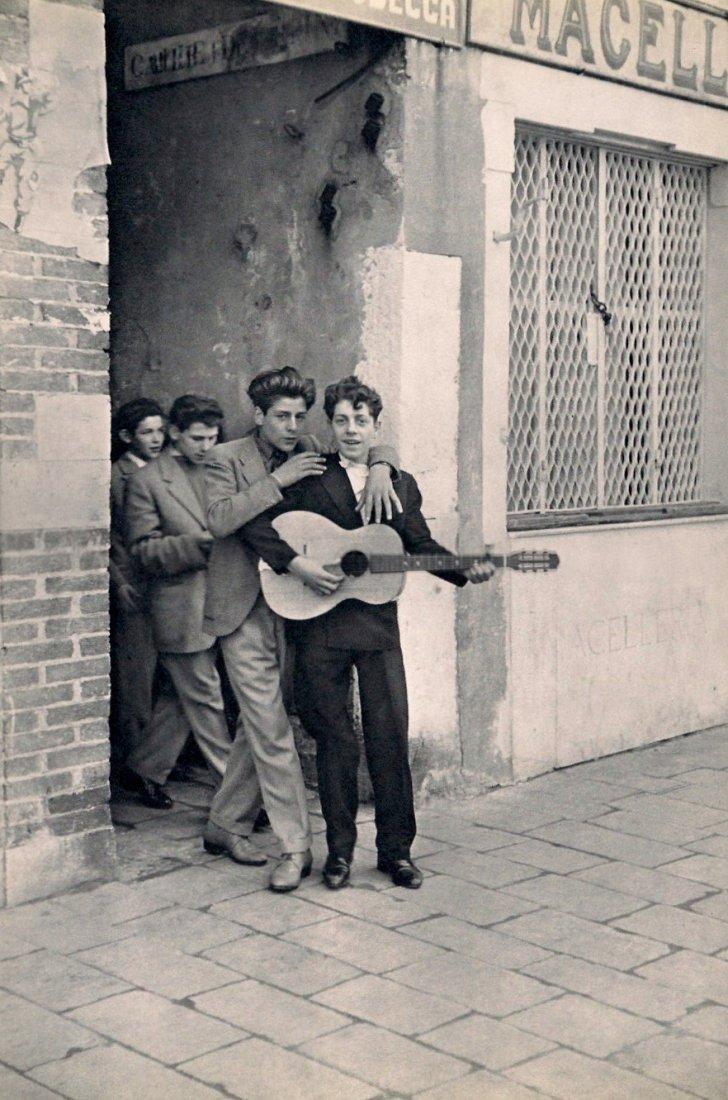 Cartier-Bresson - Venice