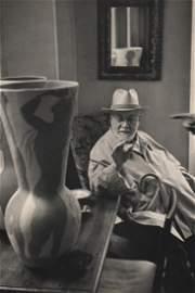 Cartier-Bresson - Matisse w/Picasso Vases