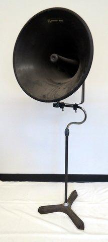 Speaker on Stand