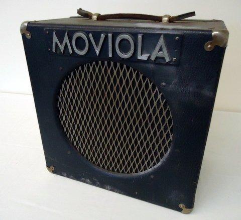 Moviola - Jenson - Speaker