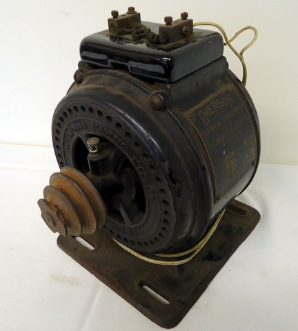 Early Emerson Motor
