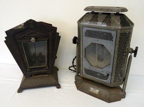 2 Arc Lamps