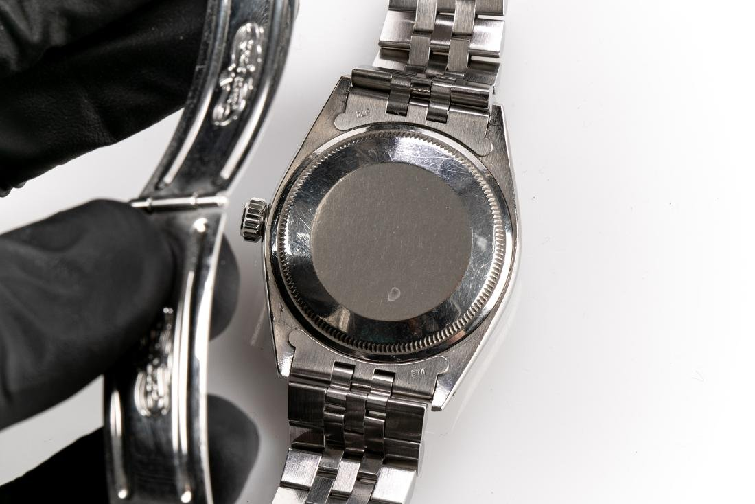 Rolex Oyster Chronometer Stainless Steel Watch - 4