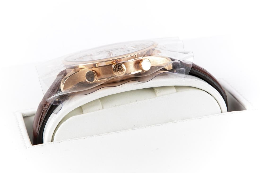 International Watch Co. 18K Rose Gold Watch With Case - 2