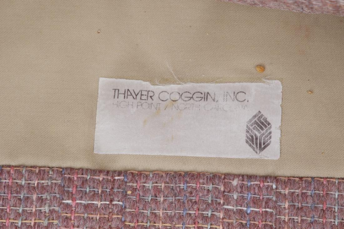 Pair Of Thayer Coggin Club Chairs - 2
