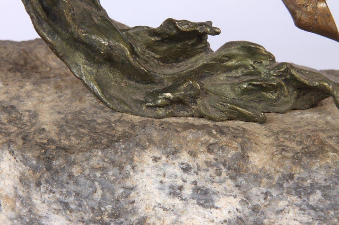 Franz Bergmann Geschutzt Austrian Cold Painted Bronze - 4