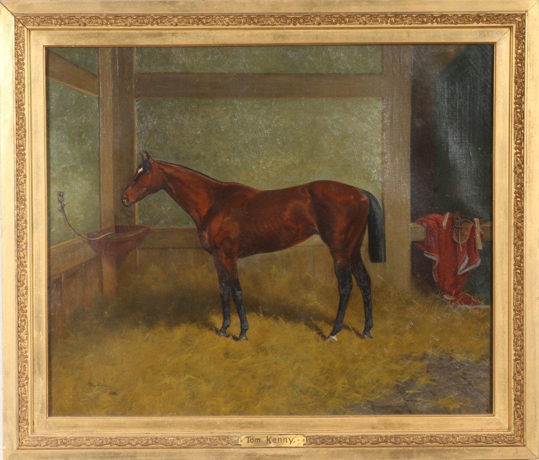 Henry Stull (Canadian, 1851 - 1913), Tom Kenny
