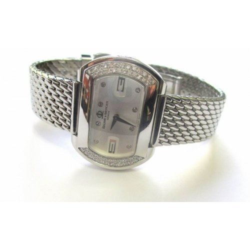 VINTAGE BAUME & MERCIER DIAMOND WATCH - WL1828