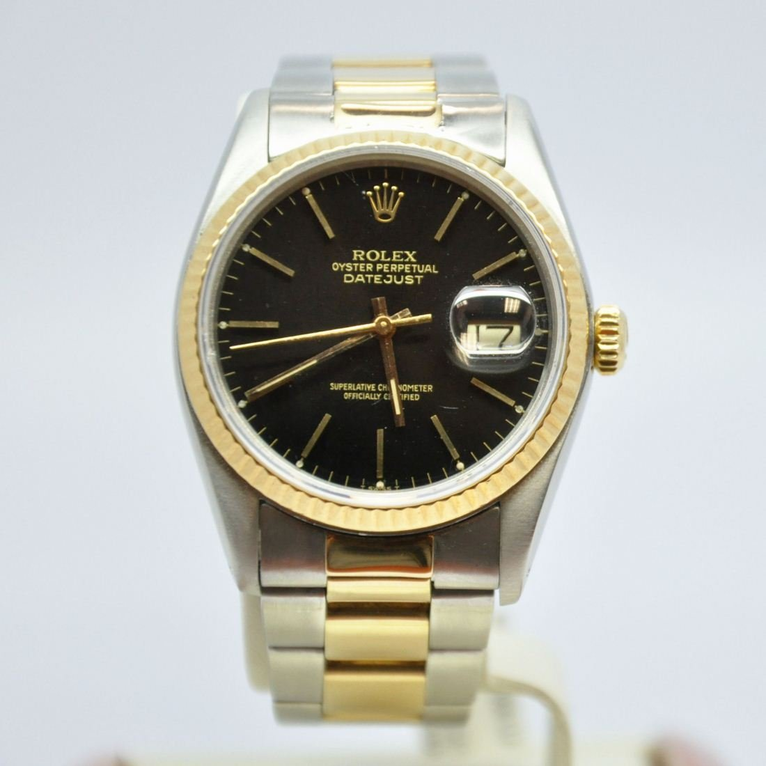 Rolex Oyster Perpetual DateJust Day-date 2 Two tone