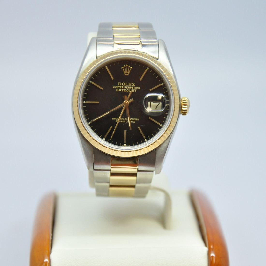 Rolex Oyster Perpetual DateJust Day-date 2 Two tone - 2