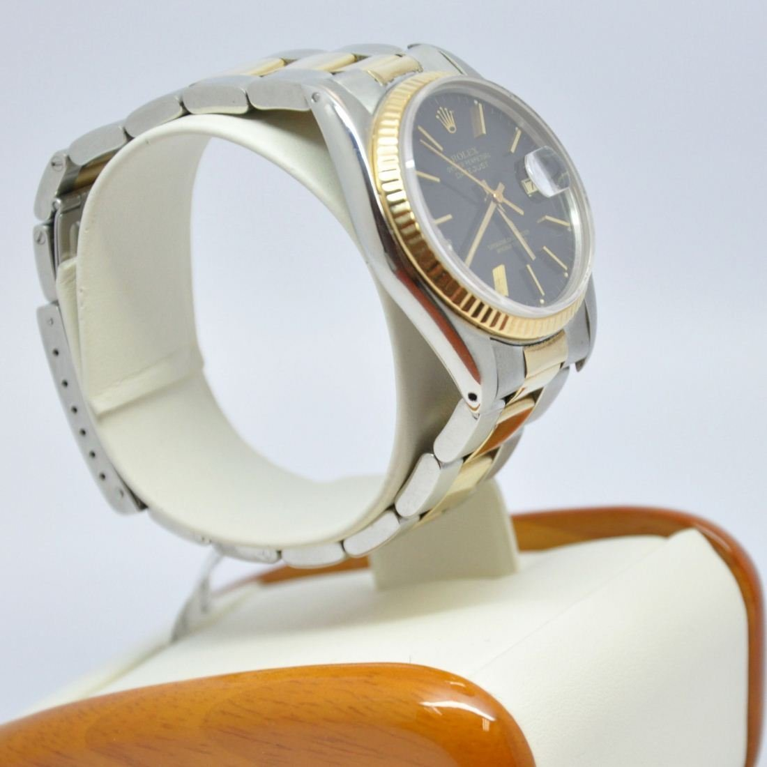Rolex Oyster Perpetual DateJust Day-date 2 Two tone - 3