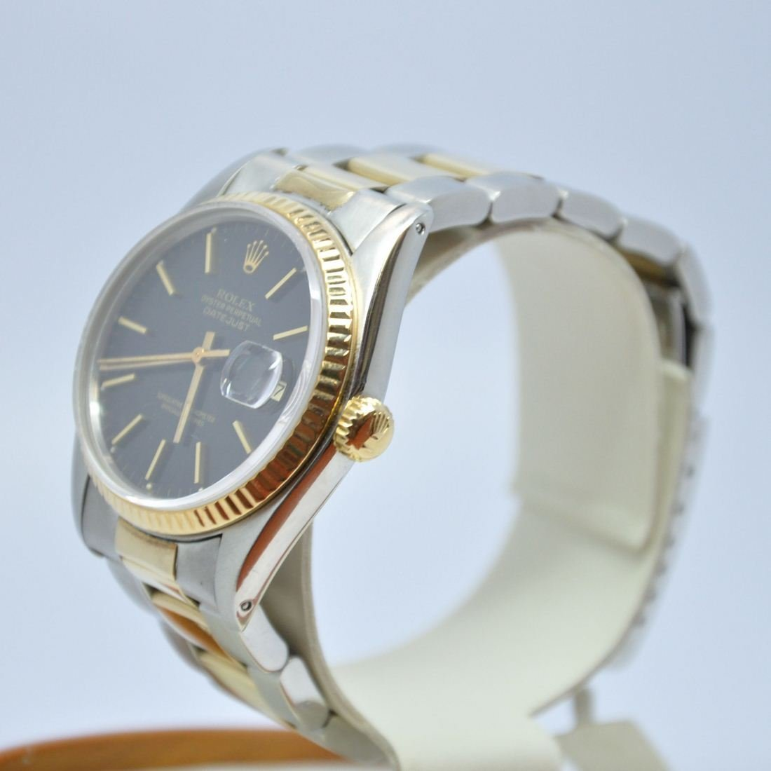 Rolex Oyster Perpetual DateJust Day-date 2 Two tone - 4