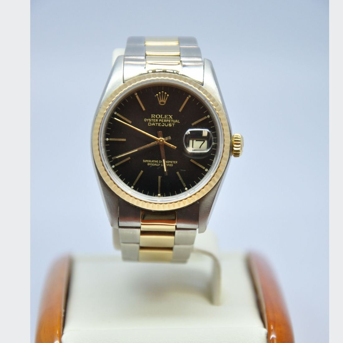 Rolex Oyster Perpetual DateJust Day-date 2 Two tone - 5