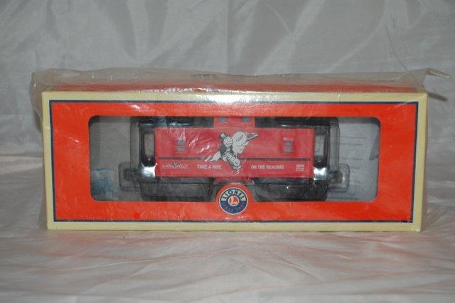 Lionel Monopoly Set 38678
