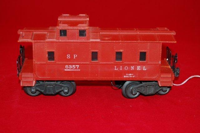Lionel 6357 Caboose