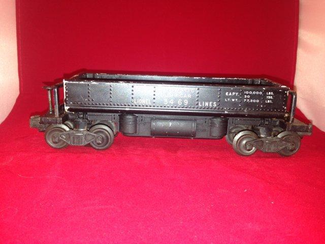 Lionel 3469 Dump Car