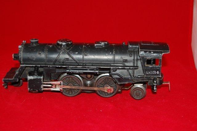 Lionel 2034 Locomotive