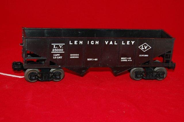 Lionel 6076 Lehigh Valley Hopper
