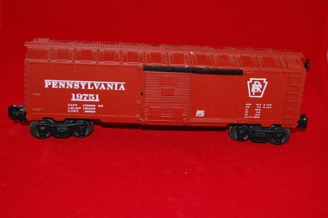Lionel 25057 Boxcar