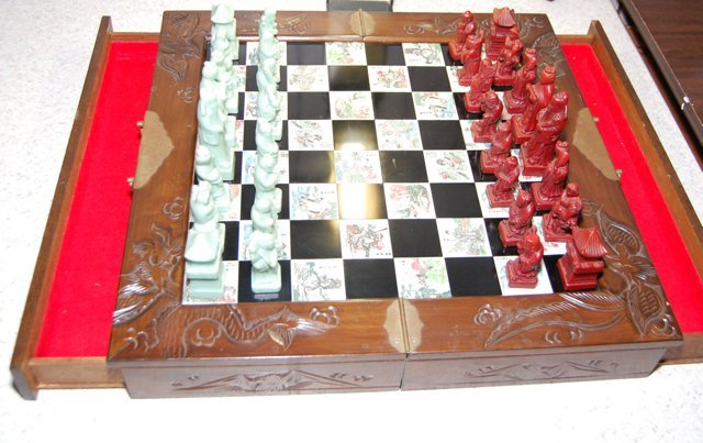 Chinese Chess Set