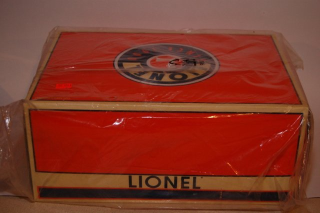 Lionel monopoly box car set 392992