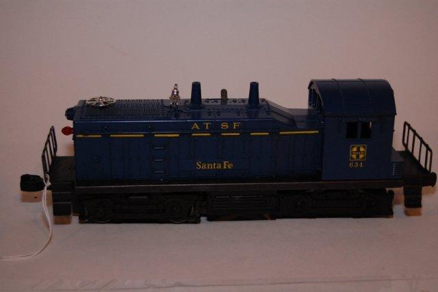 Lionel switcher 634