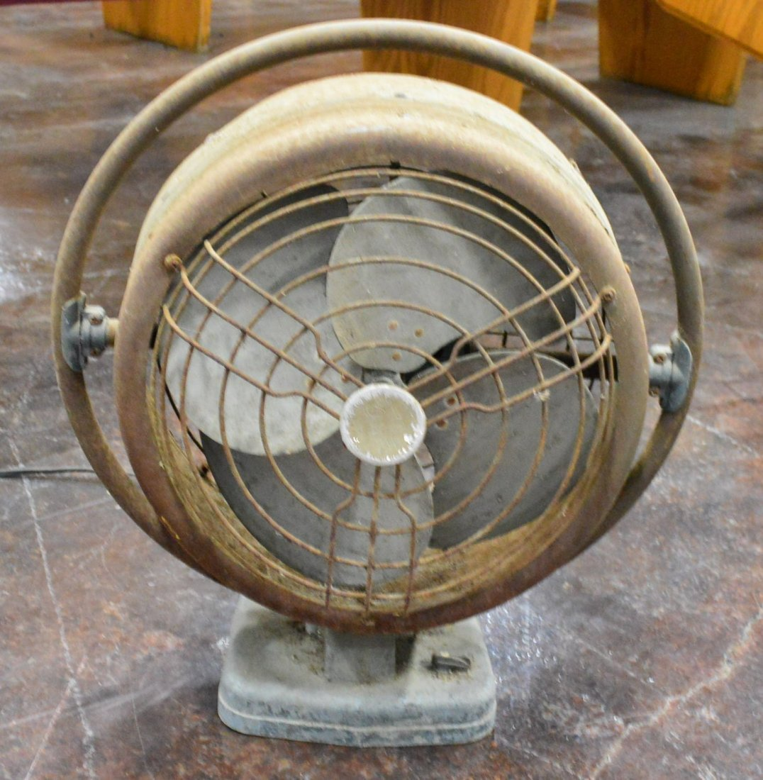 Rare Mimar Products Model 312-RE Fan