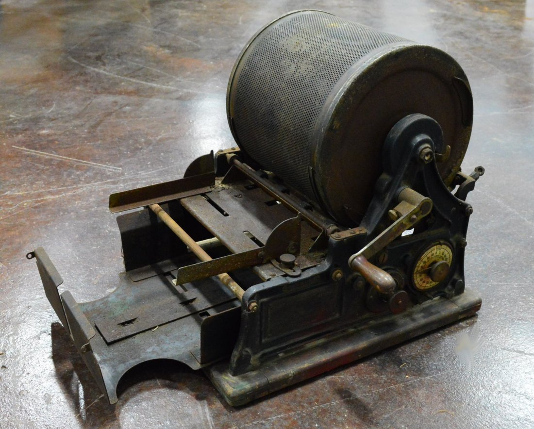 Early 20th Century Mimeograph Machine