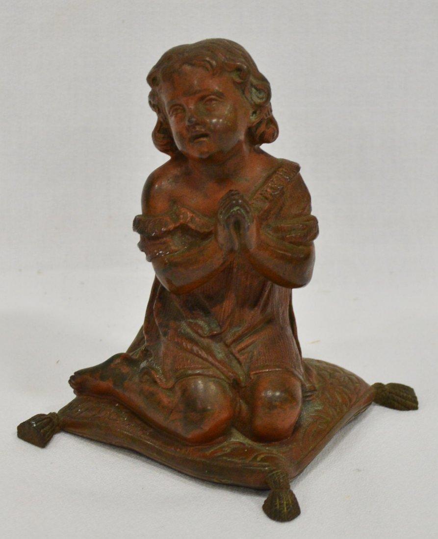 Mathurin Moreau Bronze Sculpture