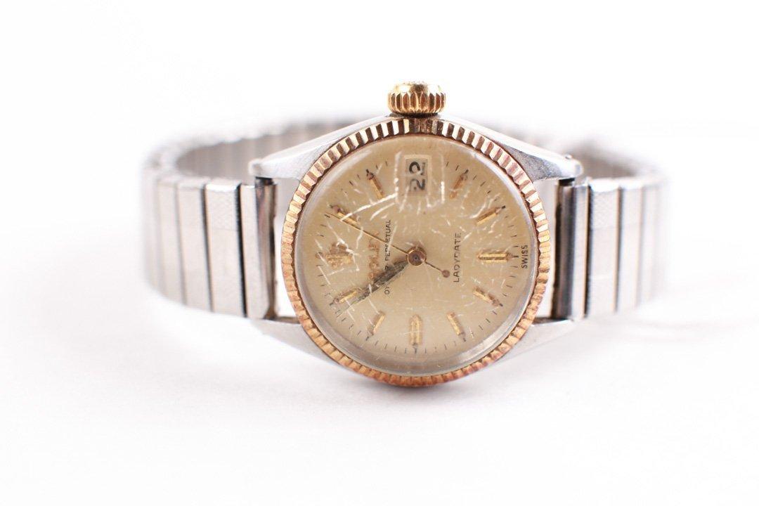 Mid Century Ladies Rolex Watch