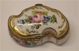 Dresden French Trinket Box