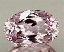 Pink Amethyst Oval 882CT 181x13x81mm