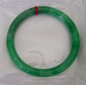 Natural Chinese Jade Bangle Grade A Size: 7