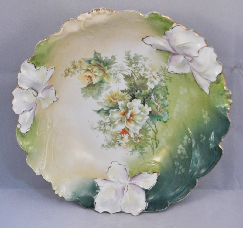 RS PRUSSIA HD FINISHED 1903-14 IRIS VARIATION MOLD #26