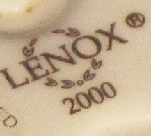 LENOX 12 MONTHS OF SNOWMEN YEAR ROUND 24K COLLECTION XR - 6