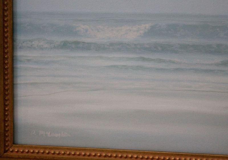 DANNY MCLAUGHLIN ORIGINAL PAINTING LOWCOUNTRY BEACH - 3