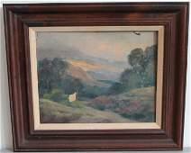 EUGENE HEALAN THOMASON (1895-1972)APPALACHIAN LANDSCAPE