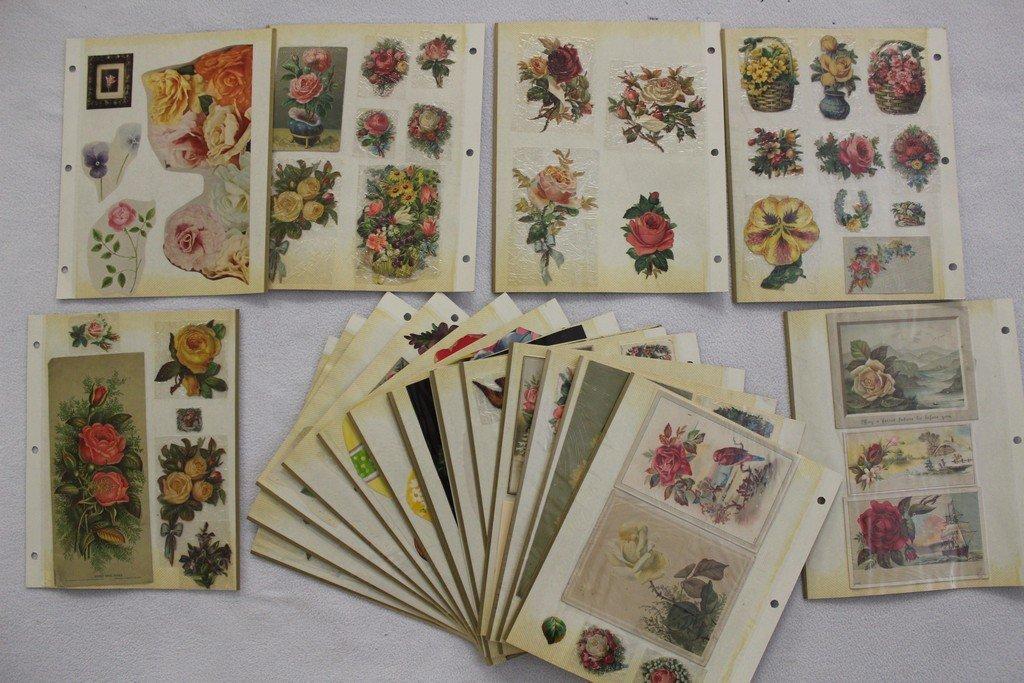 ANTIQUE VINTAGE VALENTINES GREETING CARDS POSTCARDS XC - 2