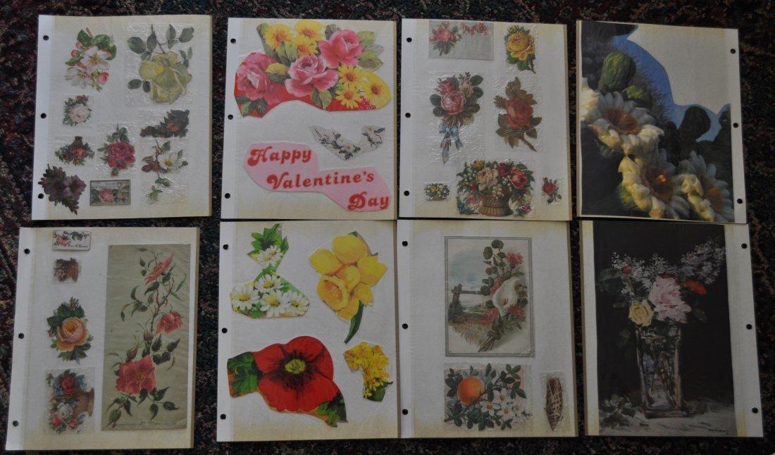 ANTIQUE VINTAGE VALENTINES GREETING CARDS POSTCARDS XC - 4