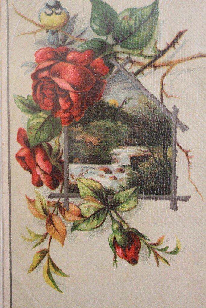 ANTIQUE VINTAGE VALENTINES GREETING CARDS POSTCARDS XC - 8
