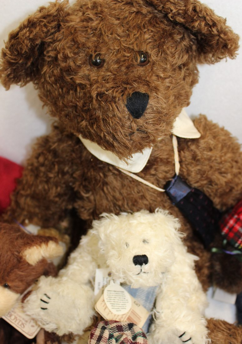 LOT 16 BOYDS & MAYFAIRE BEARS WITH TAGS EXCELLENT  XT - 8